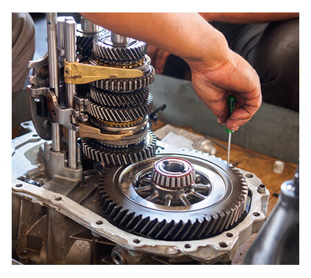 Gearbox and Clutch Repairs